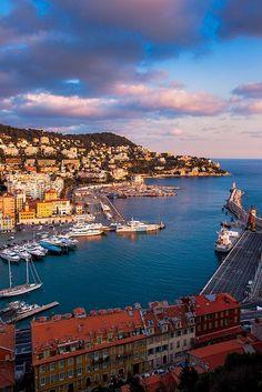 Côte d' Azur - Monaco - Nice, France