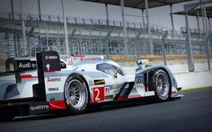 #WotD: Le Mans Winning Audi R18 e-tron quattro is Wallpaper of the Day - Fourtitude.com