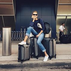 Going the Distance! Affordable Luxe Options for the Stylish Jet-Setter                                                                                                                                                                                 More