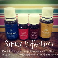 Best Of Essential Oil for Sinus Drainage