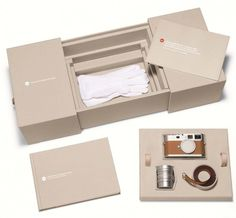 leica hermes package -I want one! Cool Packaging, Luxury Packaging, Brand Packaging, Packaging Design, Limited Edition Packaging, Hermes Box, Packing Boxes, Branding, Box Design