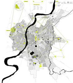 Ahmedabad Plan. Urban Villages - Rehabilitación y Reactivación de Tejidos en Confilcto. Memnagar.Ahmedabad - Jorge Pizarro Montalvillo PFC - ETSAM http://pizarrojorge.com/