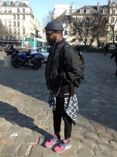 NIKE Baskets, sneakers  http://www.moodlook.com/evenement/mission-running/2014-03-12-france-paris