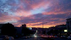 Love SF skies