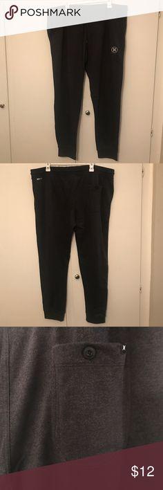 Sweat pants Hurley/Nike dri-fit pants Nike Pants Sweatpants & Joggers