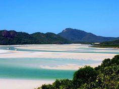 4 – Whitehaven Beach (Queensland, Austrália)