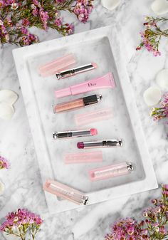 Dior Addict Lip Glow, Lip Glow Pomade, Lip Sugar Scrub, Lip Maximizer Review | The Beauty Look Book
