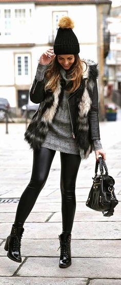 Look at our simplistic, confident & basically cool Casual Fall Outfit smart ideas. Get encouraged with these weekend-readycasual looks by pinning your favorite looks. casual fall outfits for teens Fashion Mode, Look Fashion, Fashion Trends, Fall Fashion, Fashion Ideas, Latest Fashion, Fashion Hacks, Fashion 2015, Office Fashion