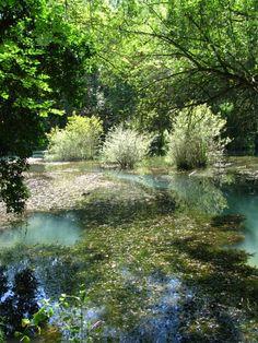 Nacimiento del río Ebro Reinosa