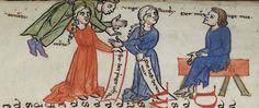 Cod. Pal. germ. 389 Thomasin <Circlaere>   Welscher Gast (A) — Bayern (Regensburg?), um 1256 Folio 121v