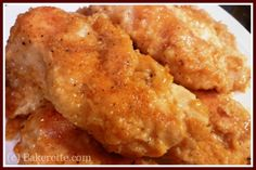 Baked *Fried* Chicken Recipe