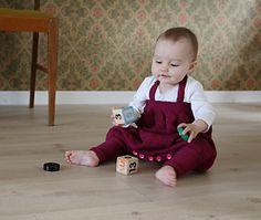 Fofo de bebé em tricot