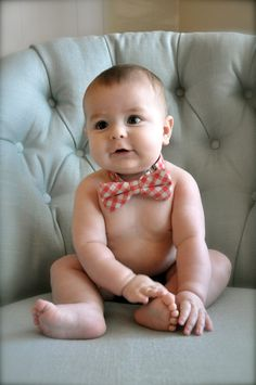 From my baby's 6 month photo shoot