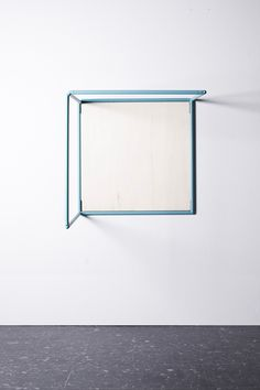 Tilt collapsible graphic furniture by Tina Schmid