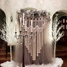 Wedding Arch Tulle Backdrops New Ideas Tulle Backdrop, Ceremony Backdrop, Backdrops, Bohemian Backdrop, Wedding Backdrop Rentals, Wedding Arch Tulle, Wedding Trends, Trendy Wedding, Fall Wedding