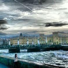 Donosti / San Sebastián #Euskadi #BasqueCountry