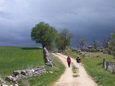 Camino a Cabrerizos