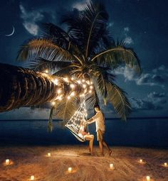 Magical Maldives nights Tag who youd wanna enjoy this with! Magical Maldives nights Tag who youd wanna enjoy this with! Photo by La magica e romantica notte delle Maldive Hotel Tumblr, Fotos Strand, Travel Photographie, String Lights In The Bedroom, Destination Voyage, Photo Instagram, Disney Instagram, Instagram Repost, Beautiful Places