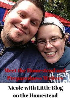 The Rural Economist: Meet the Homestead & Preparedness Writers Nicole with Little Blog on the Homestead