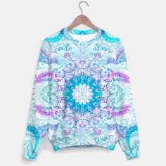 Designer Clothes, Shoes & Bags for Women Fused Glass Jewelry, Comfy Hoodies, Lounge Wear, Fashion Accessories, Fashion Outfits, Stylish, Casual, Sweaters, Mandala Art