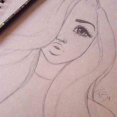 how to draw hair for my art pinterest draw hair people and how to draw simple people how to draw hair draw central pencil sketch by lilax on deviantart