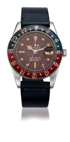 Tropical Bakelite GMT-Master<BR>Ref 6542