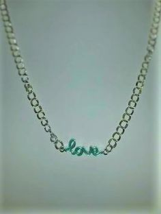 LOVE necklace  R35.00