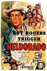 Roy Roger movies | Heldorado movie poster