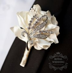 Boutonnieres, Corsage And Boutonniere, Groom Boutonniere, Groomsmen Buttonholes, Wedding Brooch Bouquets, Corsage Wedding, Bride Bouquets, Flower Bouquet Wedding, Bridal Packages
