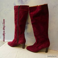 2fff84fc83732 Vintage Stiletto Ankle Boots / size 10 Eu 42 Uk 7 .5 / VIA SPIGA ...