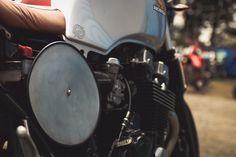 Honda CB 750 Seven Fifty Bratstyle « moto concept