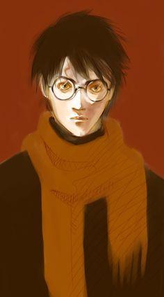 Harry Potter by mollygrue.deviantart.com