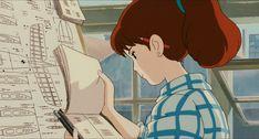 Studio Ghibli Art, Studio Ghibli Movies, Film Anime, Anime Art, Character Illustration, Illustration Art, Personajes Studio Ghibli, Studio Ghibli Characters, Films Cinema