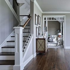 Awesome Staircase Post Caps