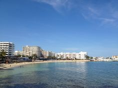 Port de Santa Eulària des Riu en Santa Eulalia del Río, Islas Baleares