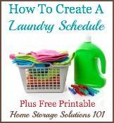 Laundry Organization: Do's & Don'ts For Success