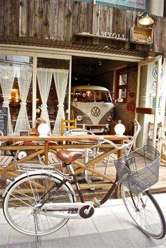 Hoho Myoll Cafe, Seoul, South Korea