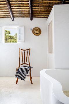 Une maison sur la dune de Comporta © Matthieu Salvaing (AD n°124 juin-juillet 2014) Portugal