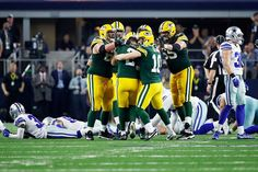 The NFL ratings were predictably massive, particularly the 48.5 million who tuned into Sunday's Green Bay-Dallas game.  The Packers and Cowboys game was not a Super Bowl.  The National Football League is a television dynamo unto itself.