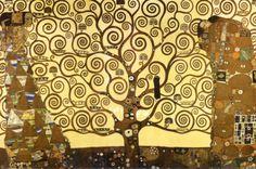 Der Baum des Lebens Poster von Gustav Klimt bei AllPosters.de 91x61 - 5,99€