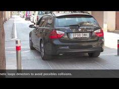 Pilon telescopic cu telecomanda Goya - Stalpi blocare restrictionare acces