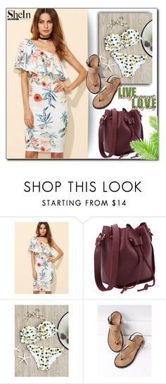 """""""SheIn 1 / XV"""" by ozil1982 ❤ liked on Polyvore"""