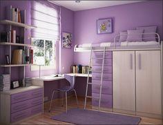 Cool Bedrooms For Girls 40+ beautiful teenage girls' bedroom designs | juice, bedrooms and
