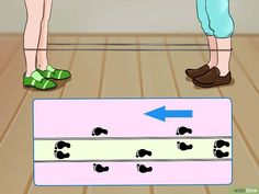 How to Chinese Jump Rope - Anna Luisa - How to Chinese Jump Rope How to Chinese Jump Rope: 11 Steps (with Pictures) - wikiHow - Recess Games, Gym Games, Chinese Jump Rope, Games For Kids, Activities For Kids, Movement Activities, Parachute Games, Playground Games, Jump Rope Workout