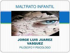 DI NO AL. MALTRATO  INFANTIL