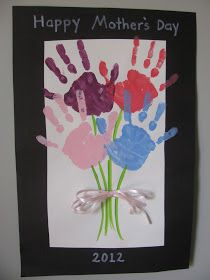 Simply SWEET TEAching: Mother's Day Craft