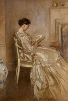 Lady Stirling by James Guthrie (1908)