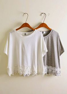She's So Chic! Beautiful Finds From Around The Web! : Soft, Comfortable T-Shirts