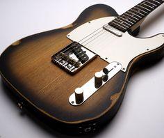 Slick Guitars SL51VSB_A