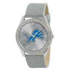 Detroit Lions NFL Ladies Glitz Series Watch